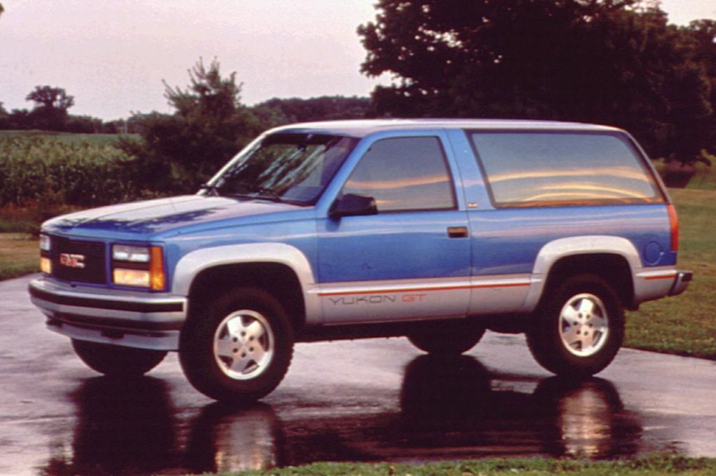 GMC Suburban 1992 - 1999 SUV 5 door #2