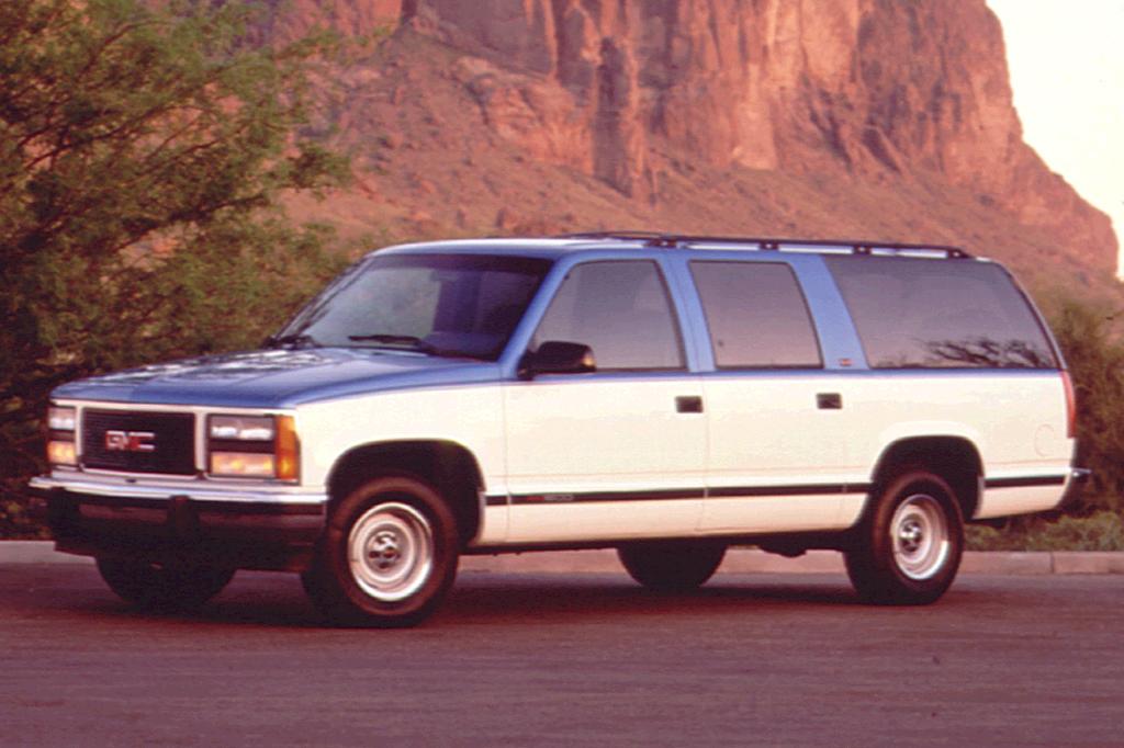GMC Suburban 1992 - 1999 SUV 5 door #6