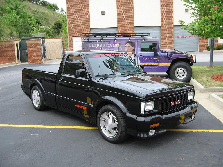 GMC Syclone 1991 - 1991 Pickup #5