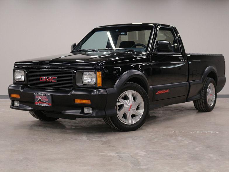 GMC Syclone 1991 - 1991 Pickup #1
