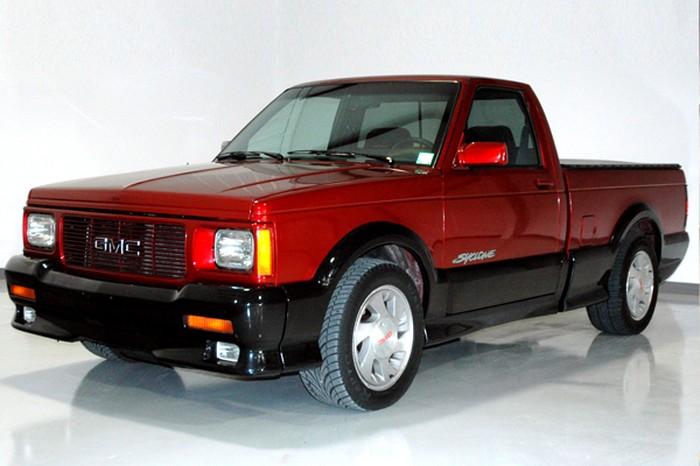 GMC Syclone 1991 - 1991 Pickup #6