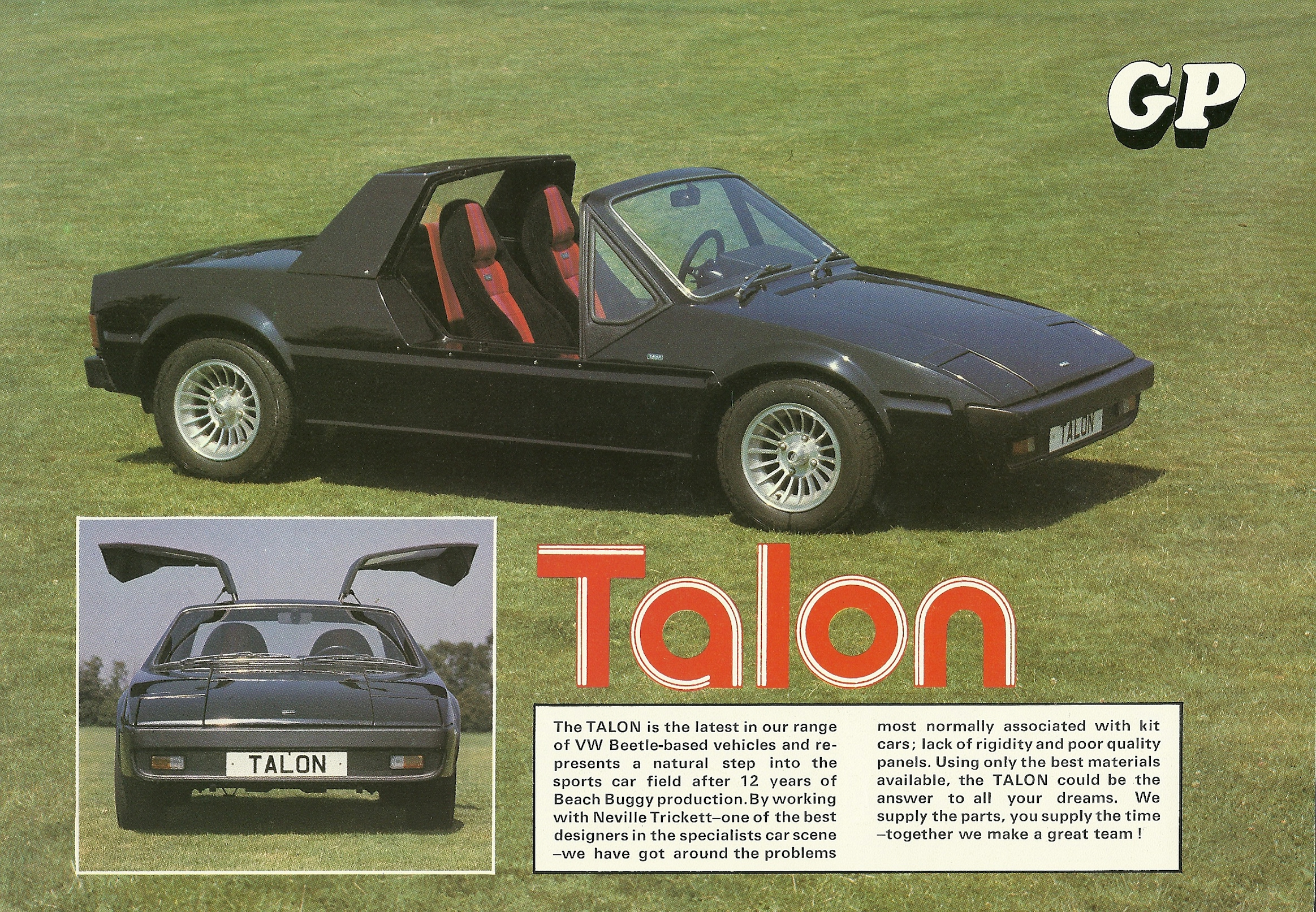 GP Madison I 1980 - 1999 Roadster #4