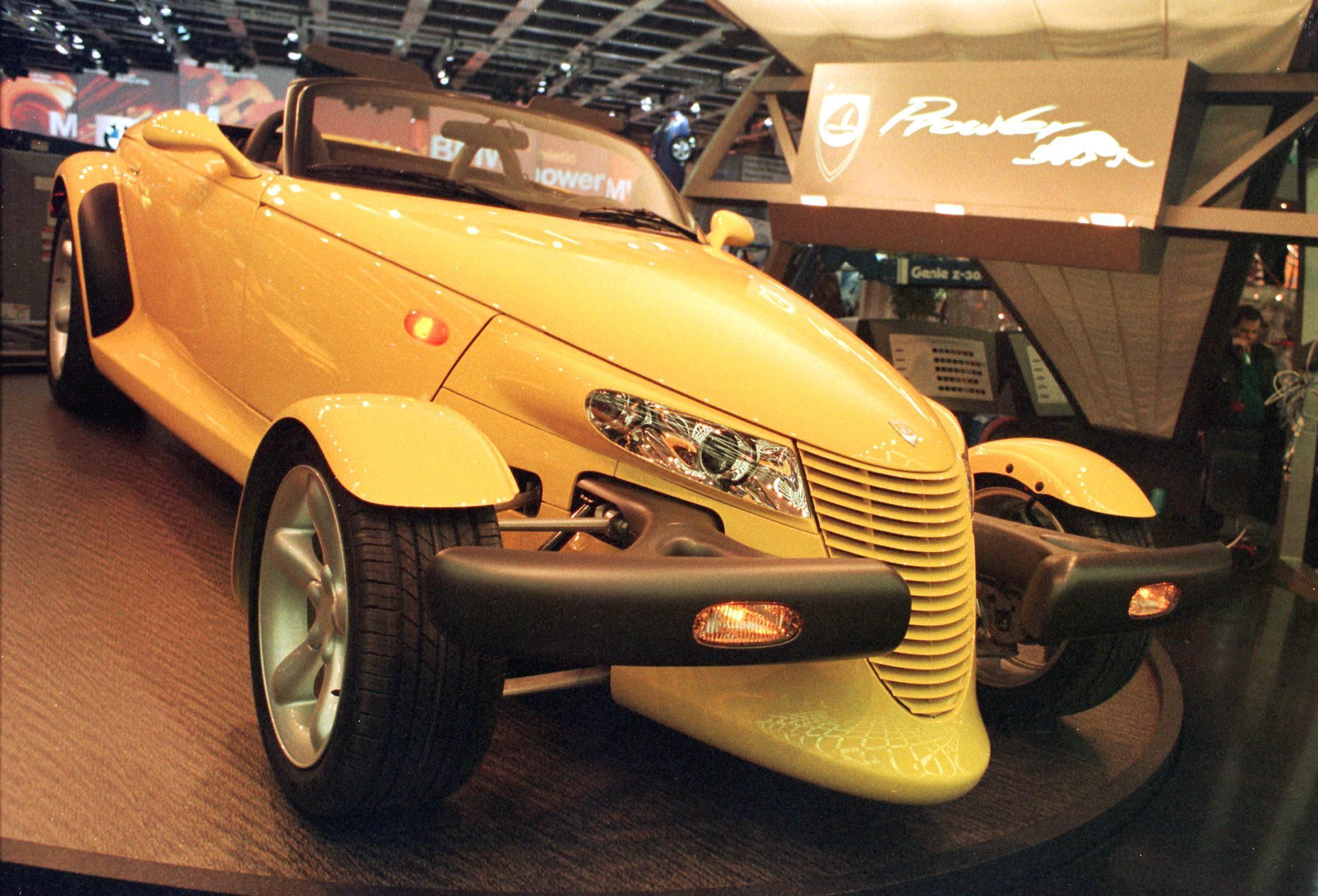 GP Madison I 1980 - 1999 Roadster #6