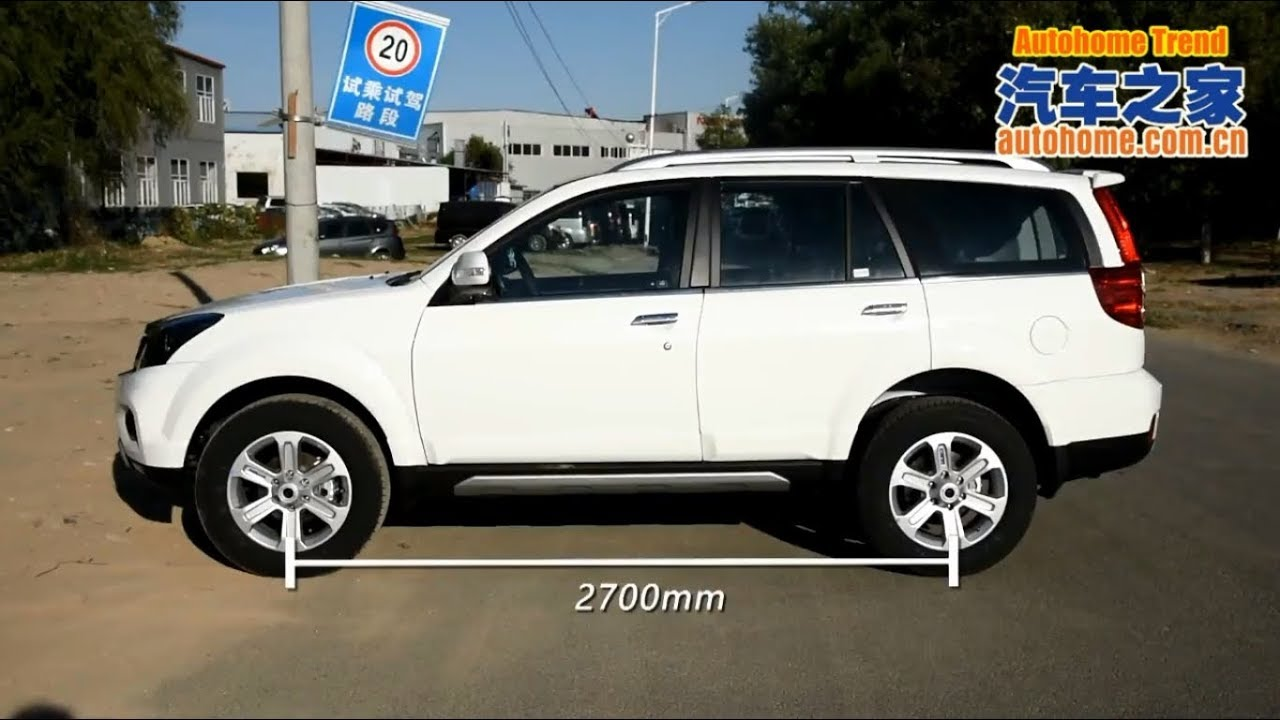 Great Wall Hover H5 2010 - now SUV 5 door #1