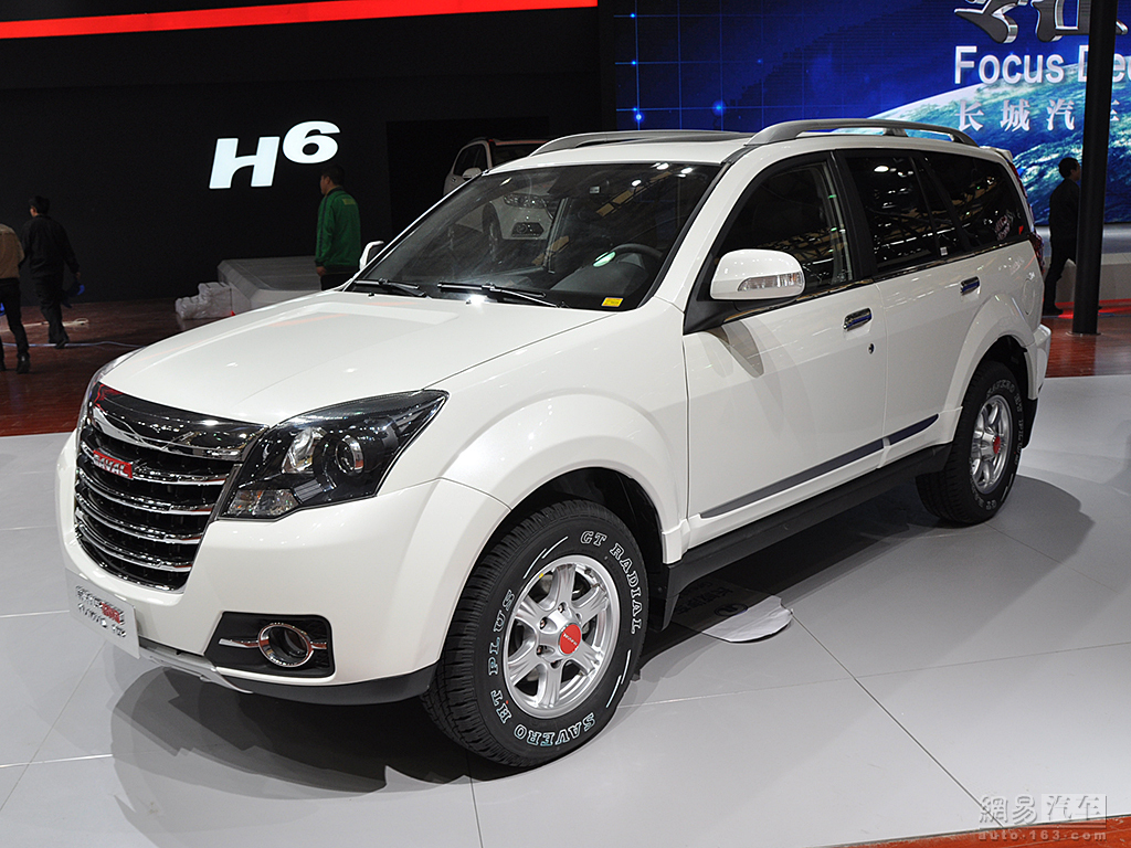 Great Wall Hover H5 2010 - now SUV 5 door #3