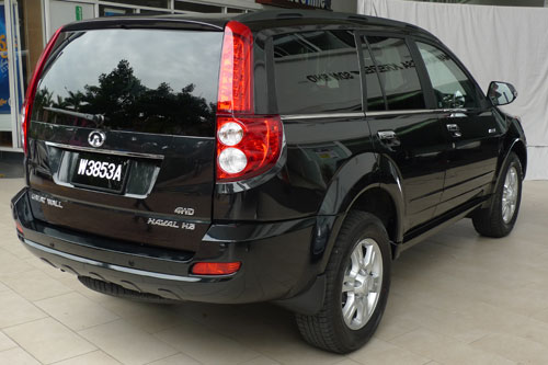 Great Wall Hover H5 2010 - now SUV 5 door #4