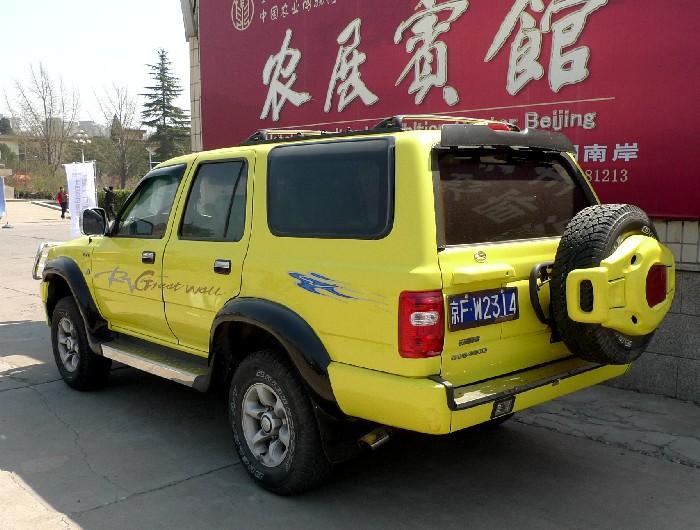 Great Wall Safe 2001 - 2009 SUV 5 door #3