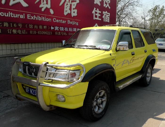 Great Wall Safe 2001 - 2009 SUV 5 door #4
