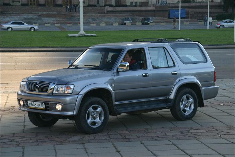 Great Wall Safe 2001 - 2009 SUV 5 door #6