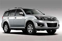 Great Wall Sing RUV 2005 - 2010 SUV 5 door #4