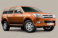 Great Wall Sing RUV 2005 - 2010 SUV 5 door #5