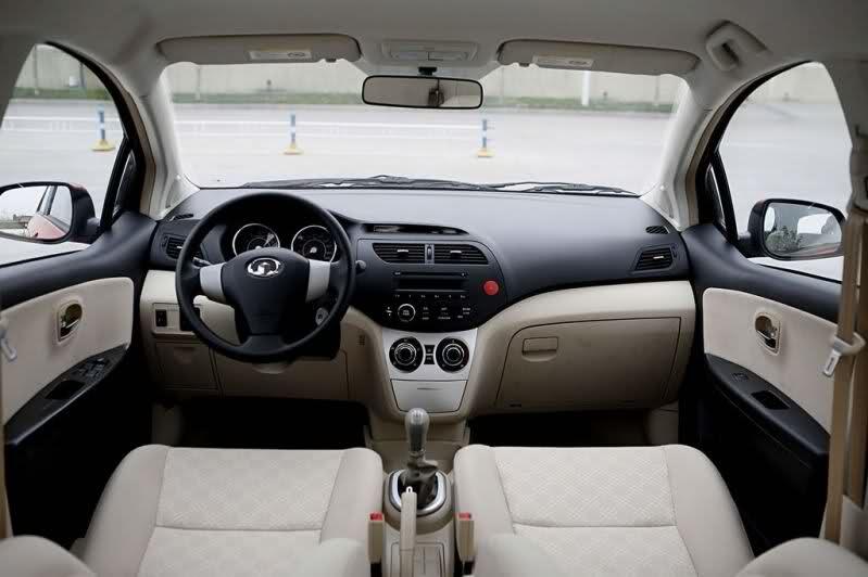 Great Wall Voleex C10 (Phenom) 2010 - 2013 Hatchback 5 door #1