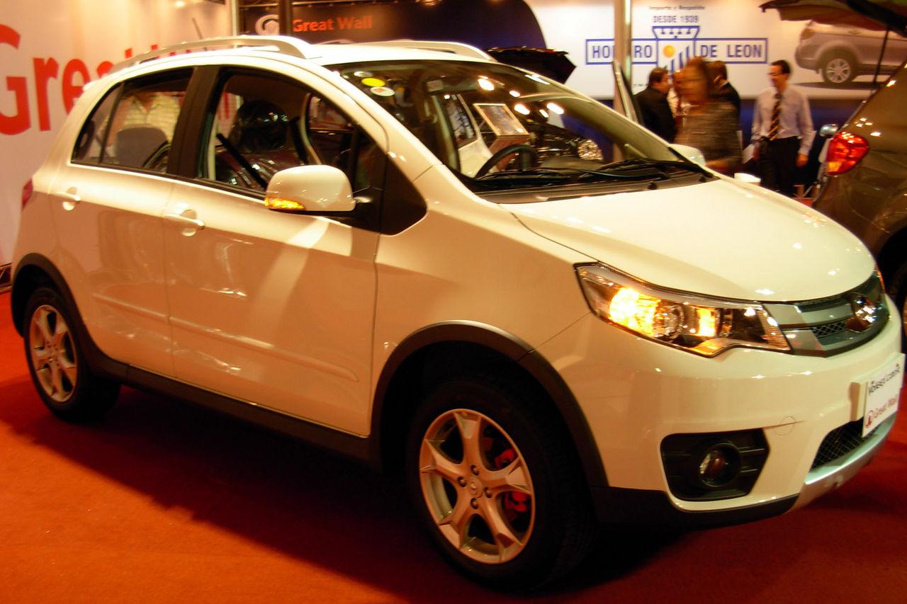 Great Wall Voleex C10 (Phenom) 2010 - 2013 Hatchback 5 door #5