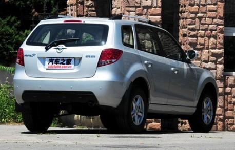 Haima 7 2013 - now SUV 5 door #6