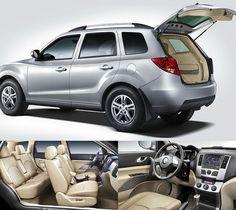 Haima 7 2013 - now SUV 5 door #8