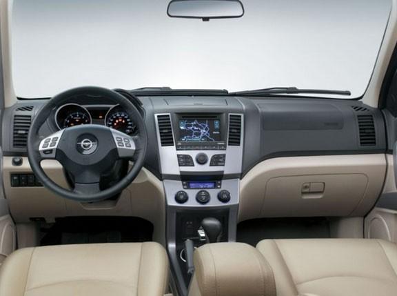 Haima 7 2013 - now SUV 5 door #5