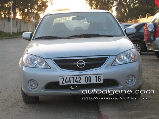 Haima Family I 2000 - 2006 Sedan #7