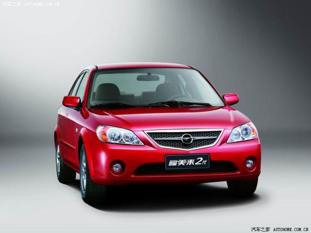 Haima Family I 2000 - 2006 Sedan #6