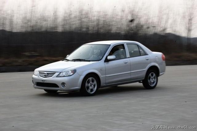 Haima Family II 2006 - 2010 Sedan #2