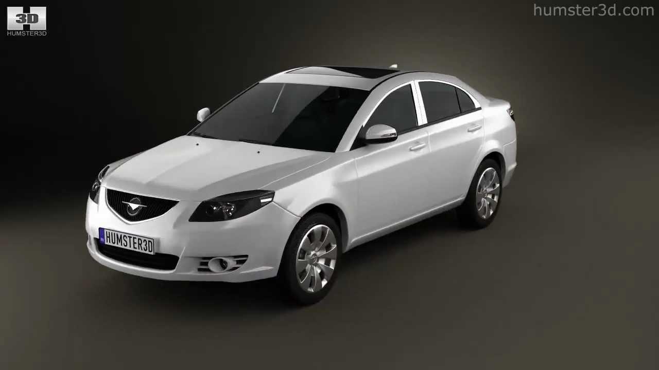 Haima Family II Restyling 2010 - 2012 Sedan #6