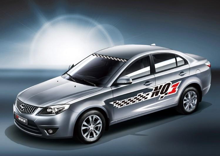 Haima Family II Restyling 2010 - 2012 Sedan #1