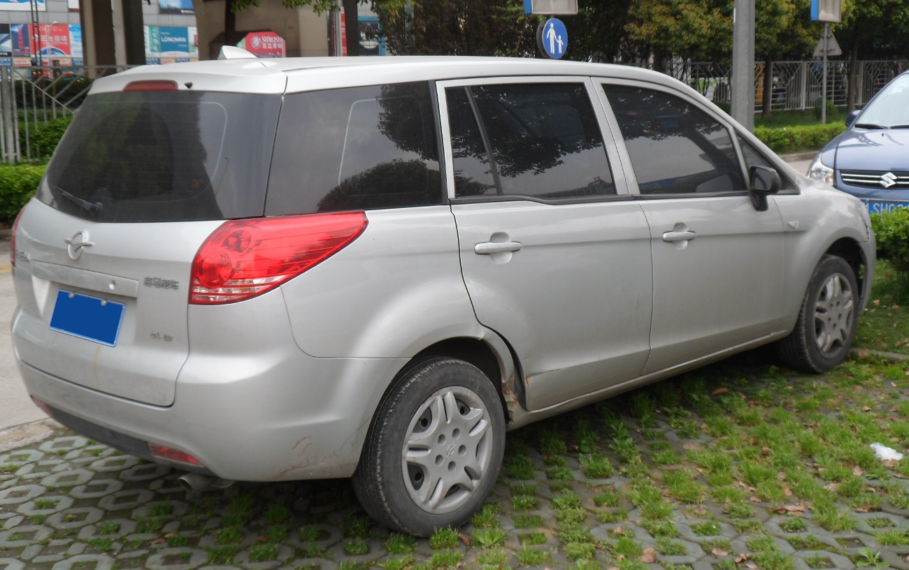 Haima Freema I 2006 - 2010 Minivan #6