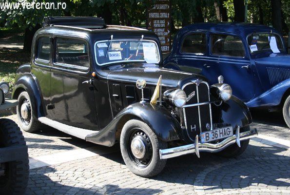Hanomag Rekord I 1934 - 1940 Coupe #7