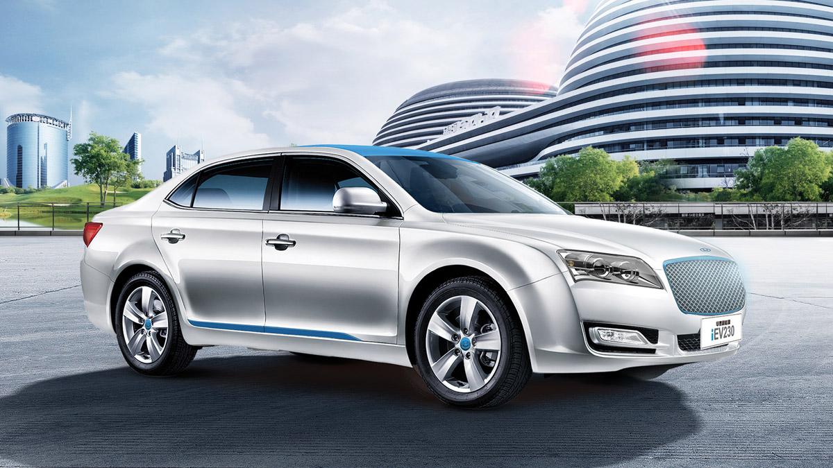 Hawtai B21 I 2013 - now Sedan #3