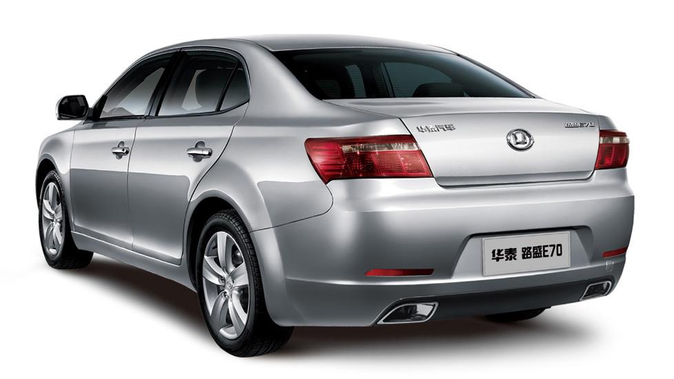 Hawtai B21 I 2013 - now Sedan #1