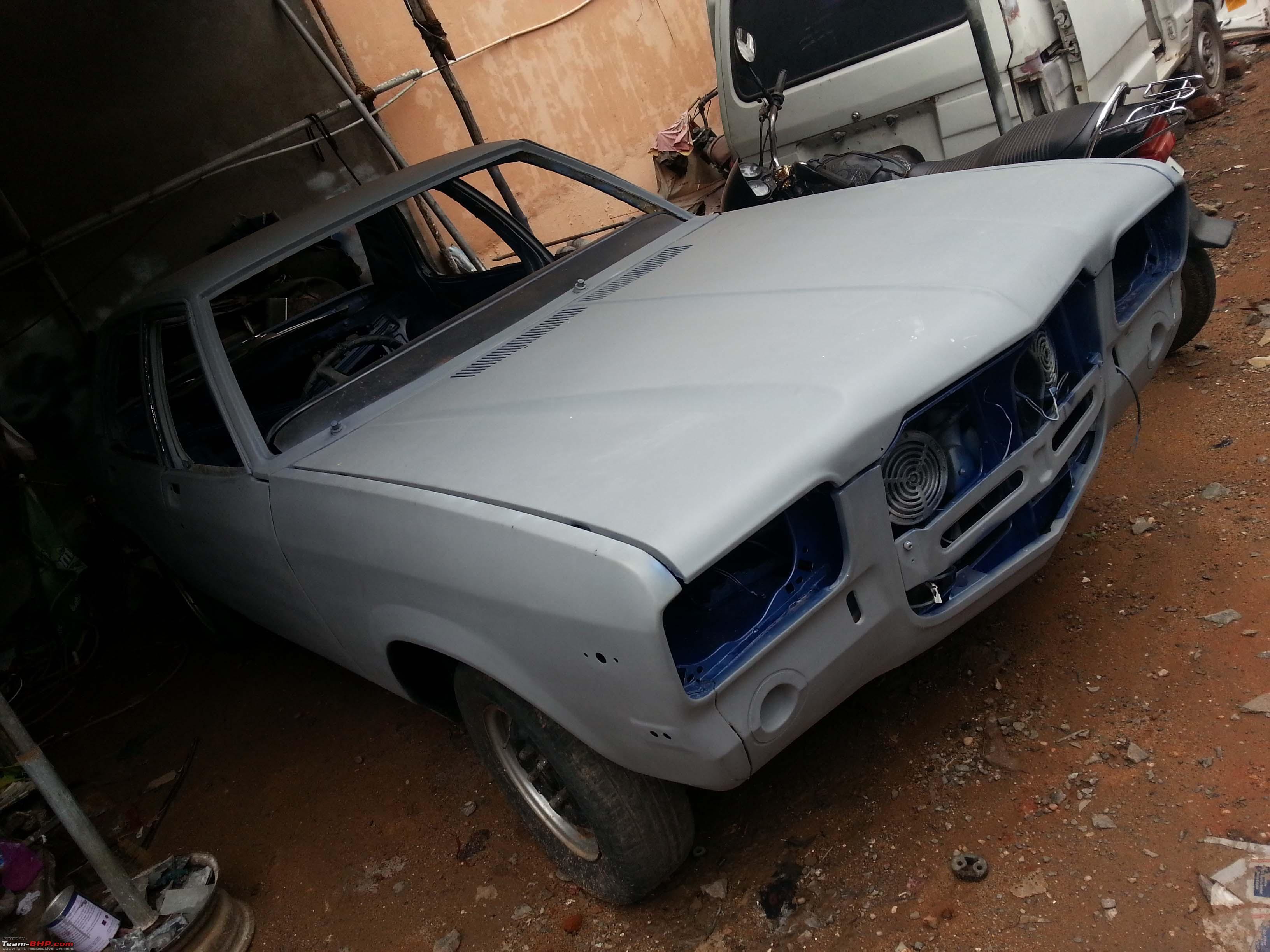 Hindustan Contessa 1984 - 2002 Sedan #2