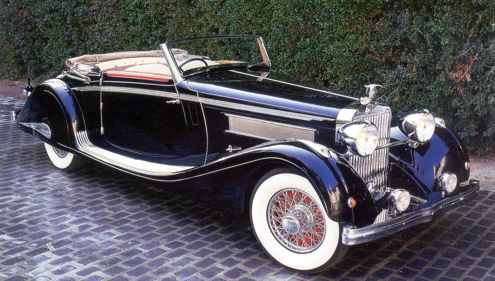 Hispano-Suiza K6 1934 - 1937 Cabriolet #5