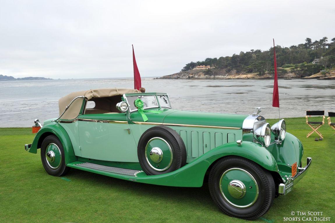 Hispano-Suiza K6 1934 - 1937 Cabriolet #6