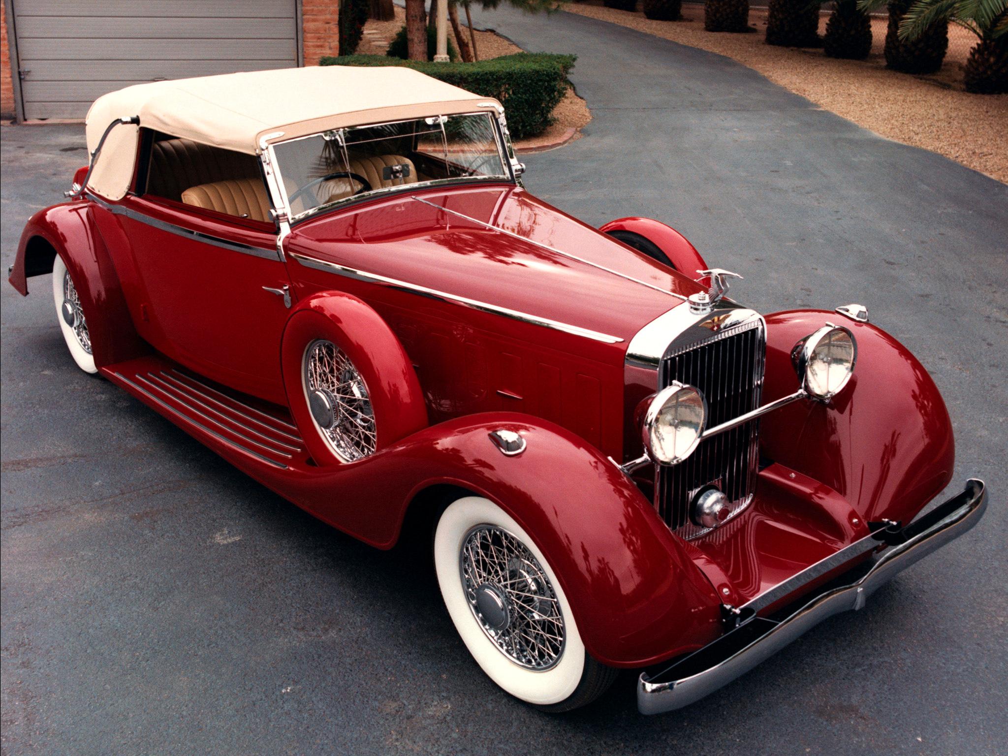 Hispano-Suiza K6 1934 - 1937 Cabriolet #3