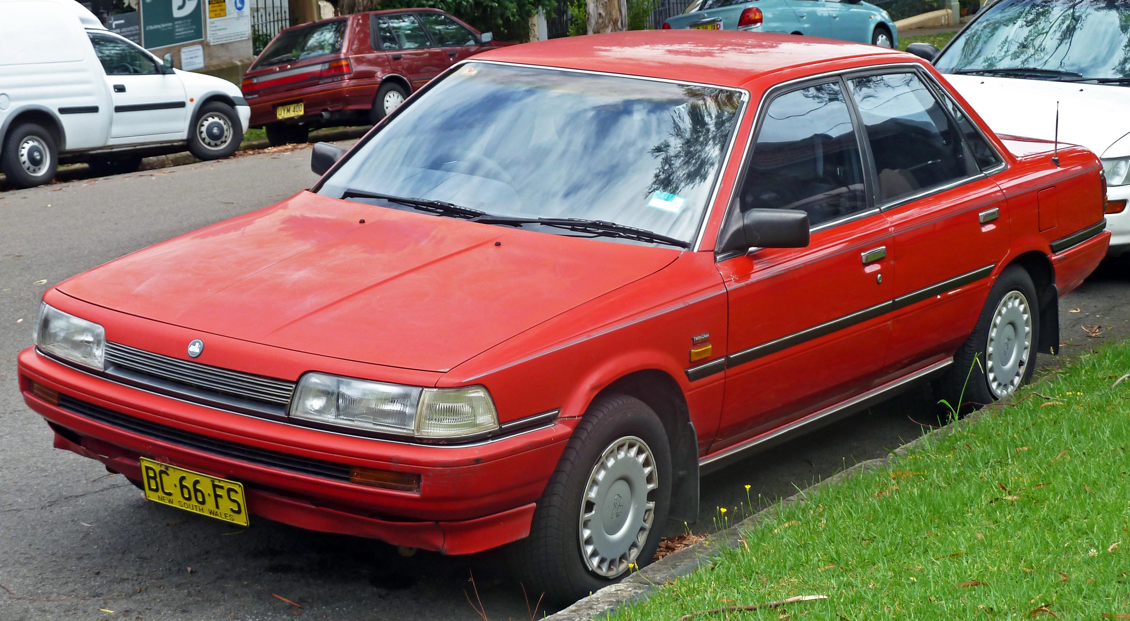 Holden Apollo 1991 - 1996 Sedan #8