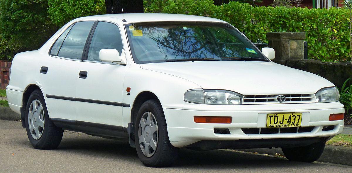 Toyota Chaser V (X90) Restyling 1994 - 1996 Sedan #4