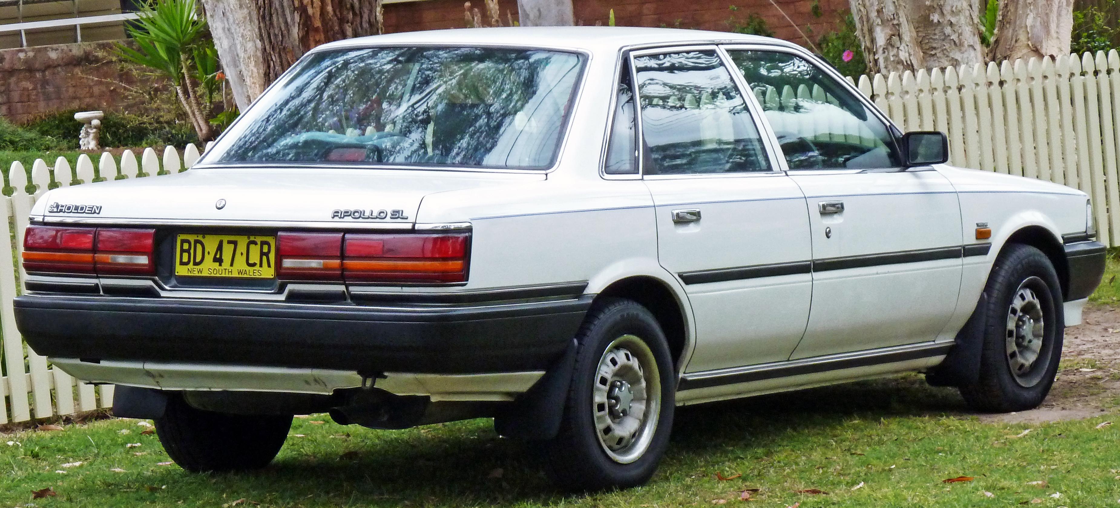Holden Apollo 1991 - 1996 Sedan #3