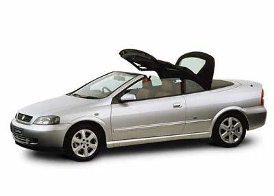 Holden Astra IV (TS) 1999 - 2004 Cabriolet #3