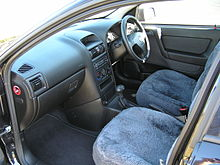 Holden Astra IV (TS) 1999 - 2004 Cabriolet #7