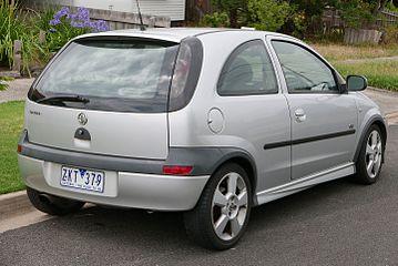 Holden Barina IV (XC) 2001 - 2005 Hatchback 5 door #5