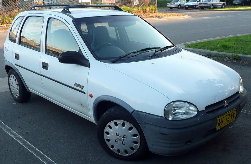 Holden Barina IV (XC) 2001 - 2005 Hatchback 5 door #1