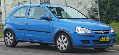 Holden Barina IV (XC) 2001 - 2005 Hatchback 5 door #6