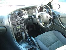 Holden Commodore III 1997 - 2006 Station wagon 5 door #5