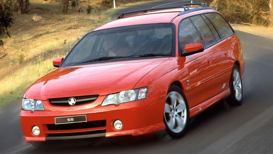 Holden Commodore III 1997 - 2006 Sedan #3