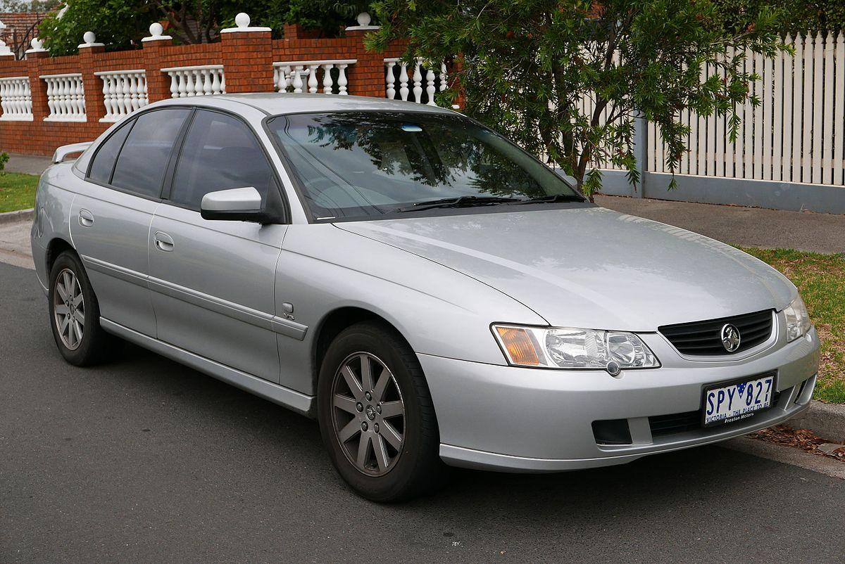 Holden Commodore III 1997 - 2006 Sedan #5