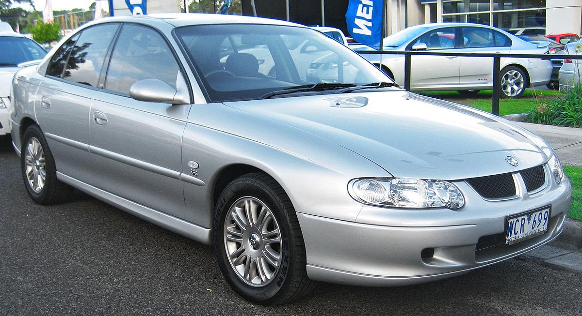 Holden Commodore III 1997 - 2006 Station wagon 5 door #8