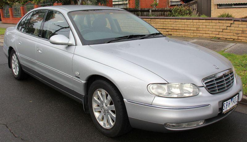Holden Statesman II 1999 - 2006 Sedan #2