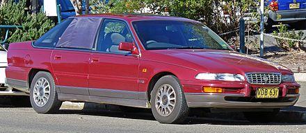 Holden Statesman I 1990 - 1998 Sedan #6