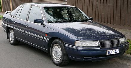 Holden Statesman II 1999 - 2006 Sedan #6