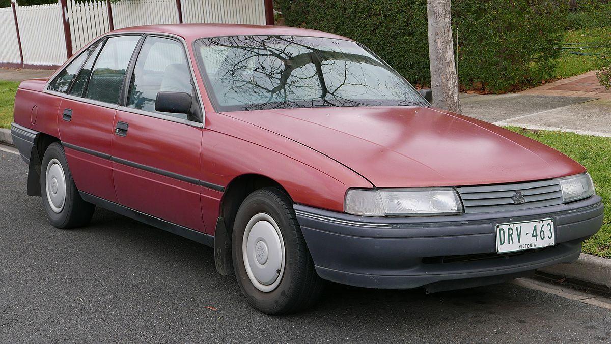 Holden Commodore II 1988 - 1997 Sedan #6