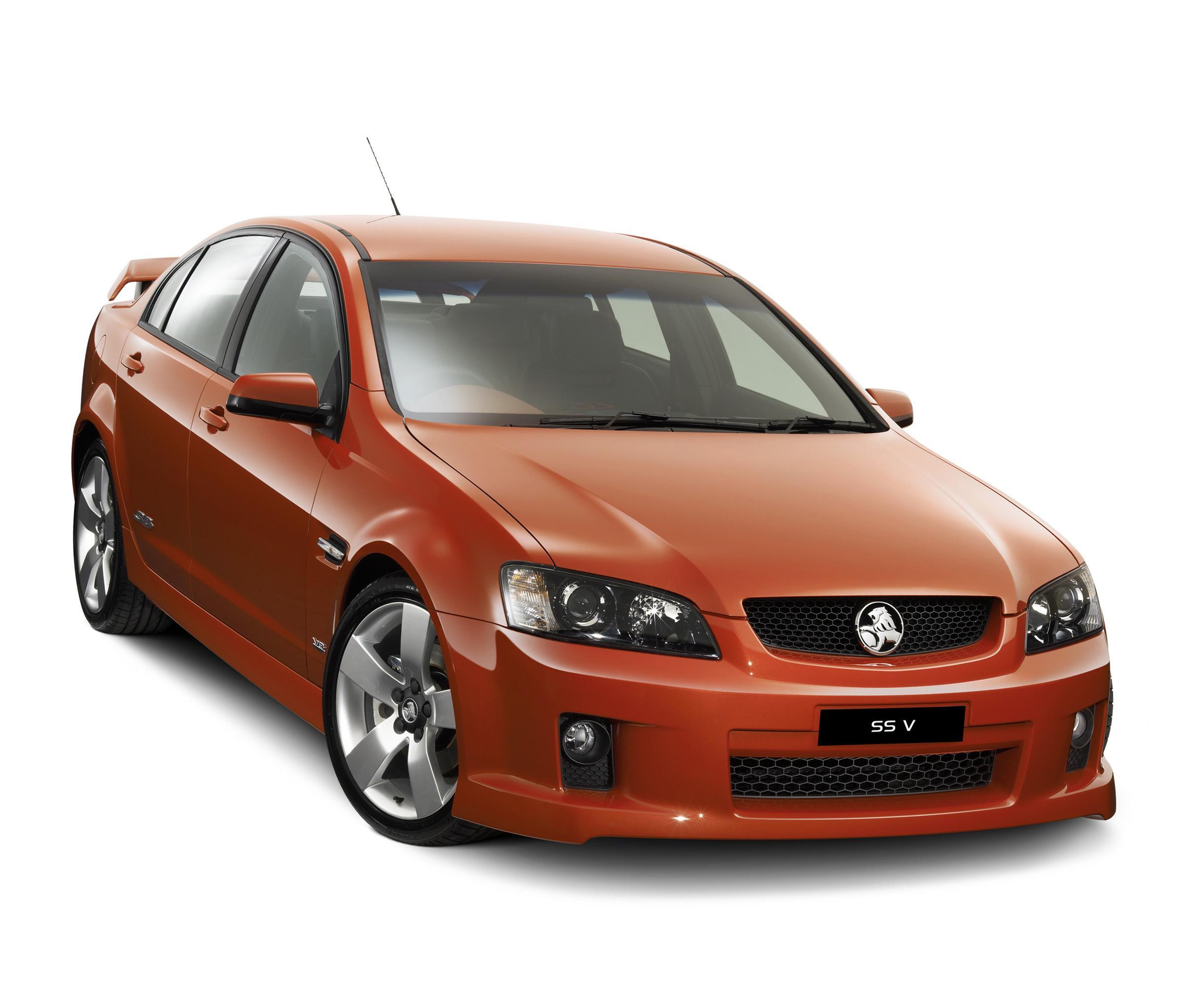 Holden Commodore III 1997 - 2006 Sedan #1